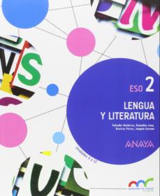 Lengua 2 ESO Ejercicios Resueltos PDF Anaya