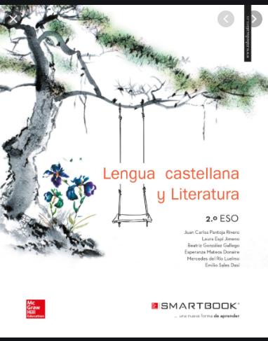 Lengua Castellana y Literatura 2 ESO Mc Graw Hill Ejercicios