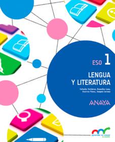 Lengua y Literatura 1 ESO Anaya Libro del Profesor