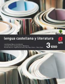 Solucionario Lengua Castellana y Literatura 3 ESO SM SAVIA PDF
