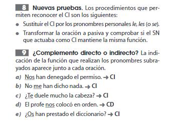 Soluciones del libro Lengua Castellana y Literatura 2 ESO Oxford